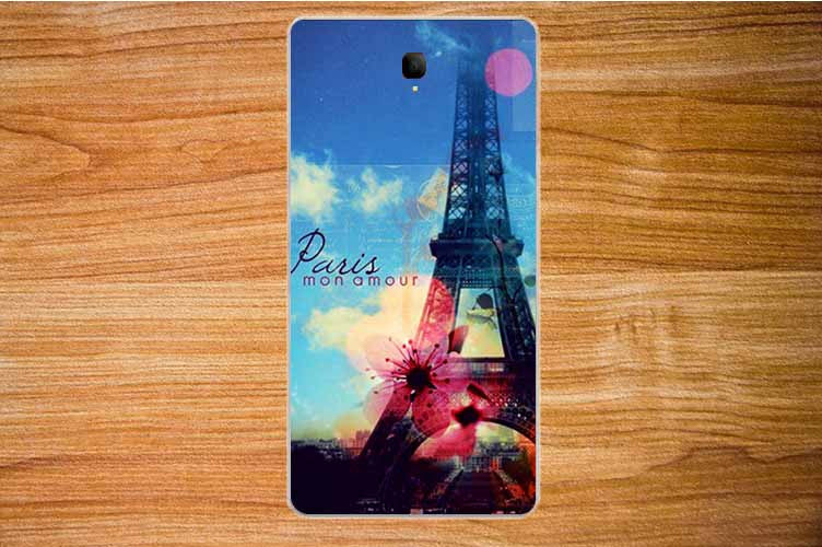 Brilliant Painting Bright Color TPU case For Fly Cirrus 2 FS504