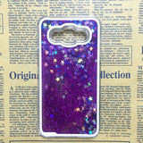 Dynamic Liquid Glitter Paillette Sand Quicksand Case Cover For Samsung Galaxy Grand Neo Plus I9060 9060 Grand Duos i9082 9082