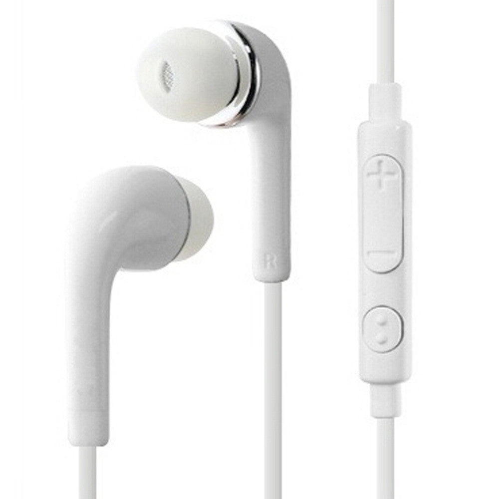 New Fashion Stereo Earphones Earbuds Stereo Music In-Ear Earphone With