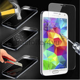 Tempered Glass Screen Protector for Samsung Galaxy S6 S5 S4 S3 mini A3 A5 A7 A8 J1 J3 J5 J7 Grand Prime Protective Film