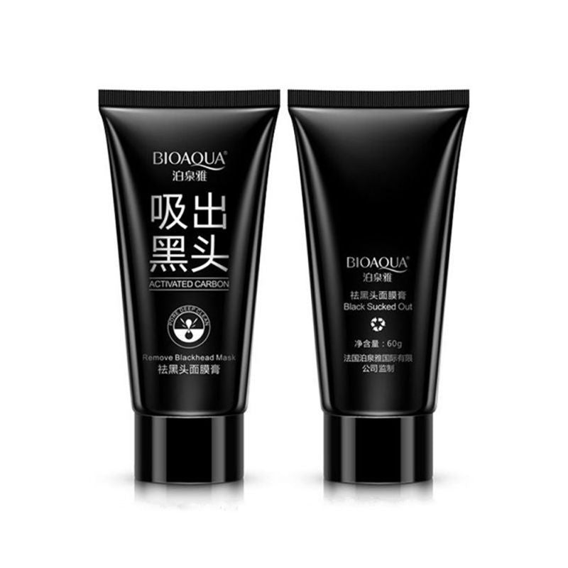 Black Head Acne Treatments Face Care Suction Mask Nose Blackhead
