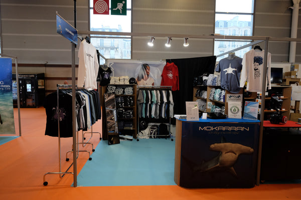 Diving fair: Back in pictures on the Mokarran stand!