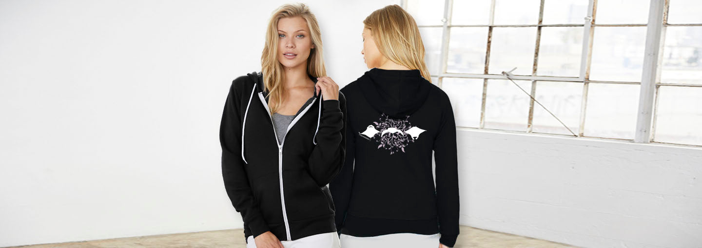 Sweat shirt manta