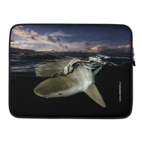 LAPTOP SHARK COVER 1