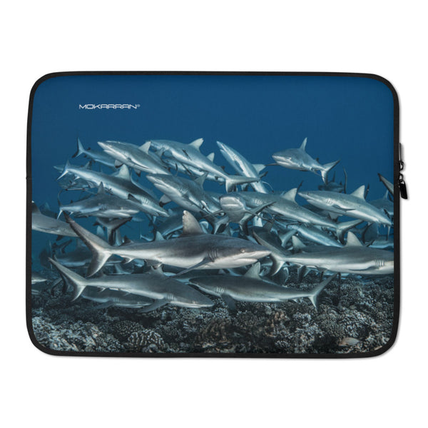 LAPTOP SHARK COVER 4