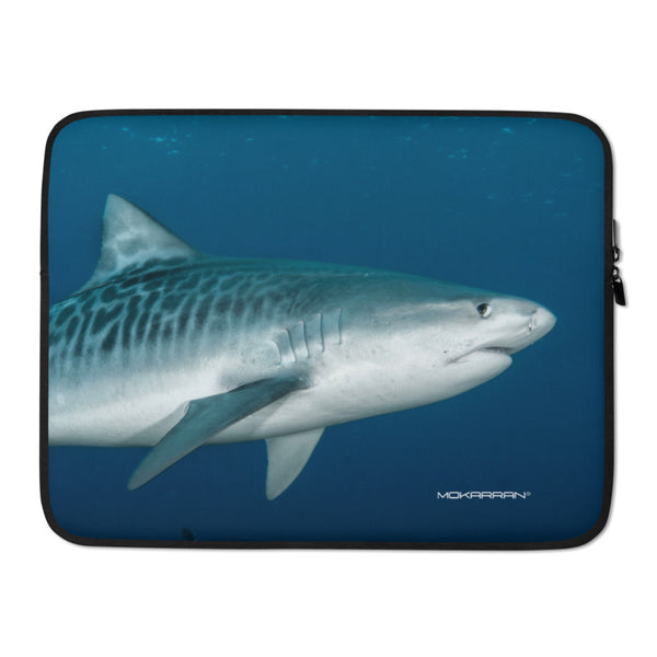 LAPTOP TIGER SHARK COVER