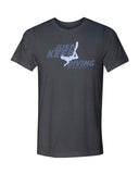 Asphalt diving t-shirts for men