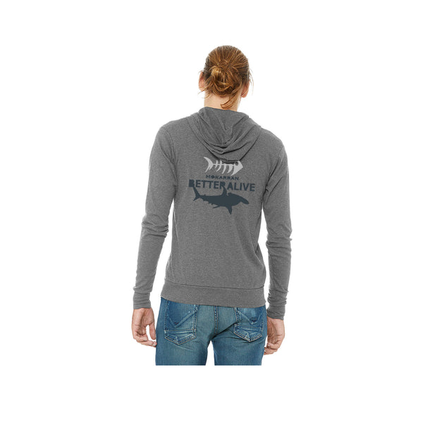 Better alive light sweatshirt