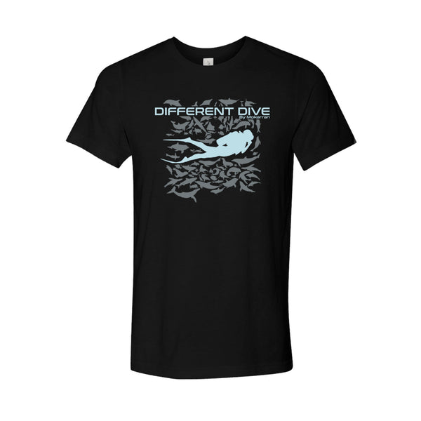 Different Dive men's shirt