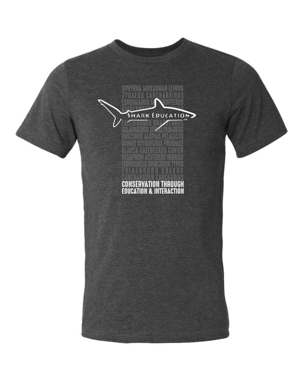 Shark Education 2020 men's T-shirt