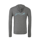 Water light sweatshirt