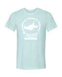 diving t-shirt 400 million years Rangiroa blue