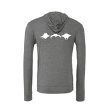sweat shirt manta gris