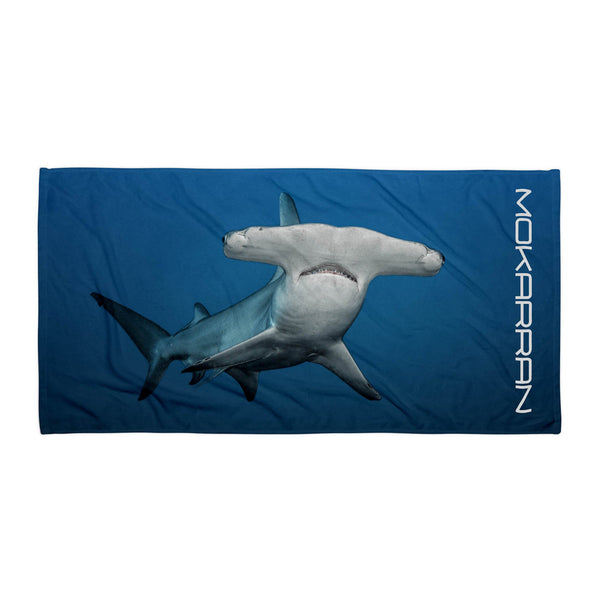 SERVIETTE REQUIN MARTEAU