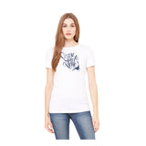 T-shirt col rond Ocean Sweet Home
