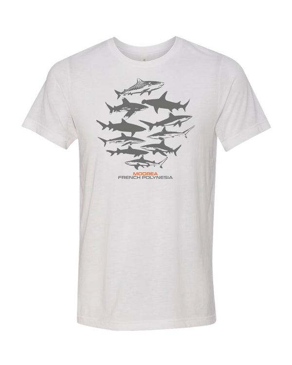 T-shirt homme Requin