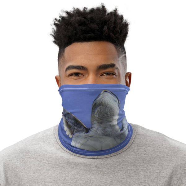 Flying Turtle Neck Mask