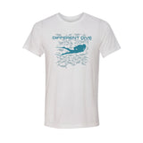 Tee shirt homme  Different Dive
