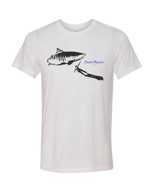 Sharks Mission France Men's T-shirt