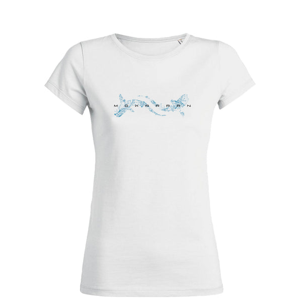 T-shirt col rond Water