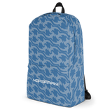 Mokarran Tamata blue backpack