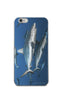 coque d IPHONE requin gris