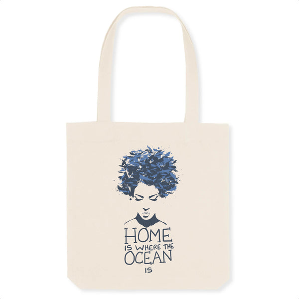 Totebag Home is Where