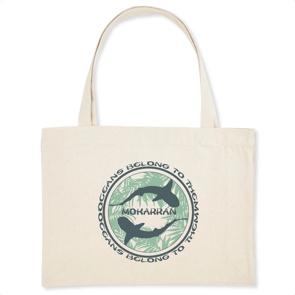 SHOPPING BAG SHARKS