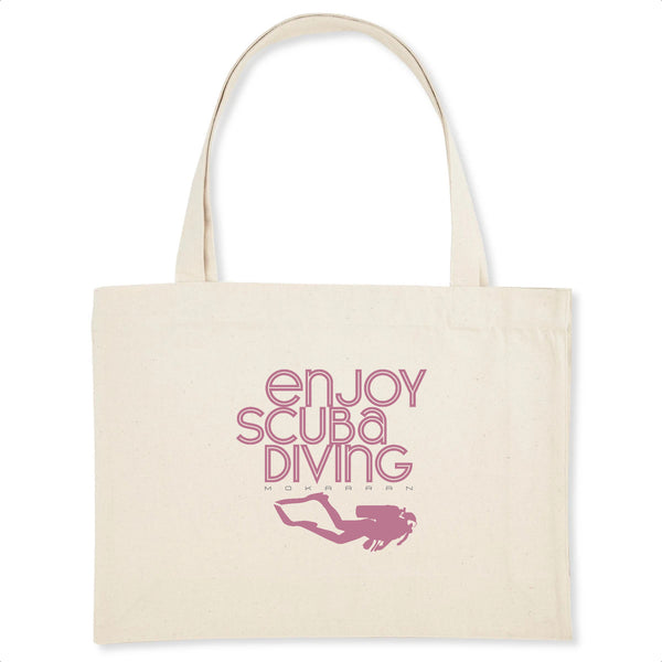 SHOPPING BAG ENJOY SCUBA DIVING