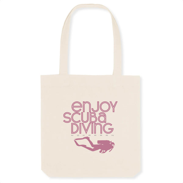 Totebag Enjoy Scuba Diving