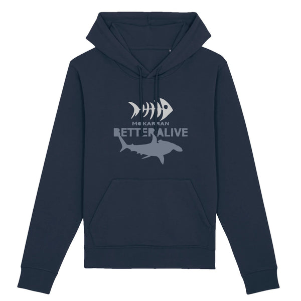 BETTER ALIVE ORGANIC HOODIE