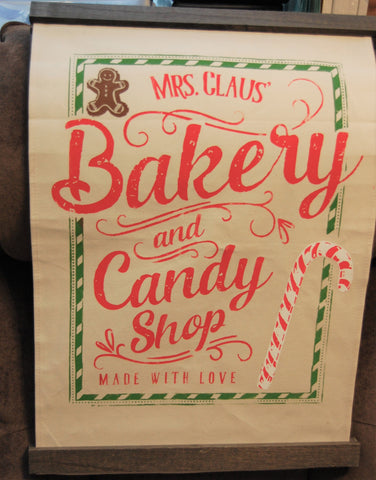 4030 Mrs. Claus' Bakery