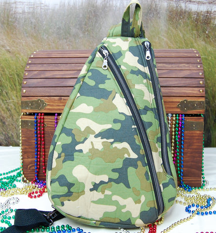6450 Park Sling Backpack - Camo