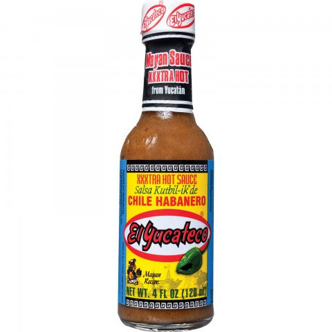 Habanero Xxxhot El Yucateco 120ml