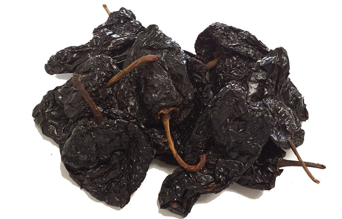 Dried Mulato Whole 100g