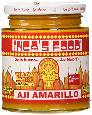 Aji Amarillo Incas Food 212.6g