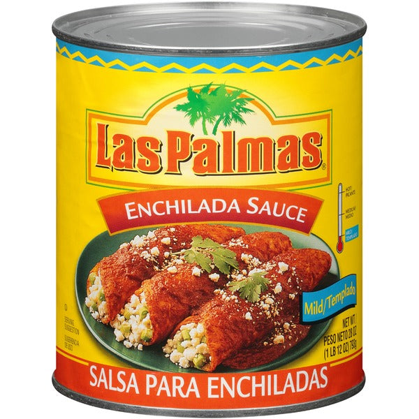 Red Enchilada La Palmas 793g