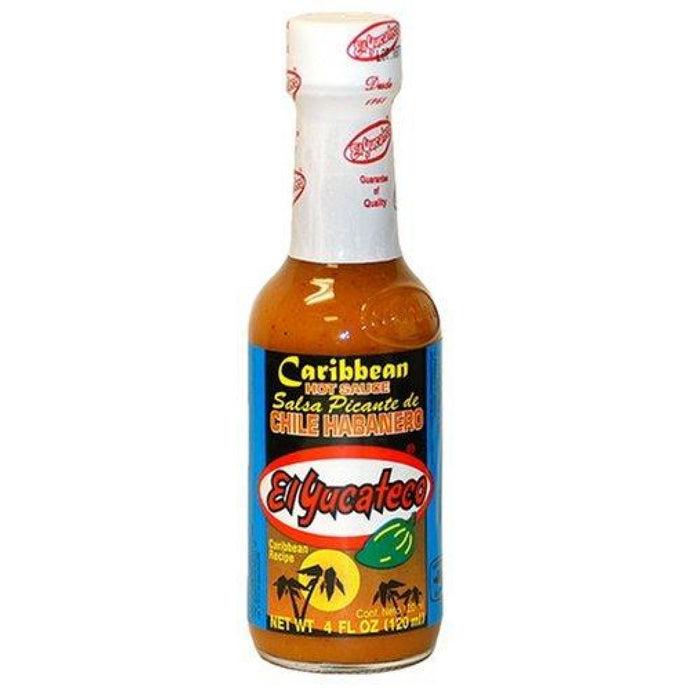 Caribbean Sauce El Yucateco 120ml