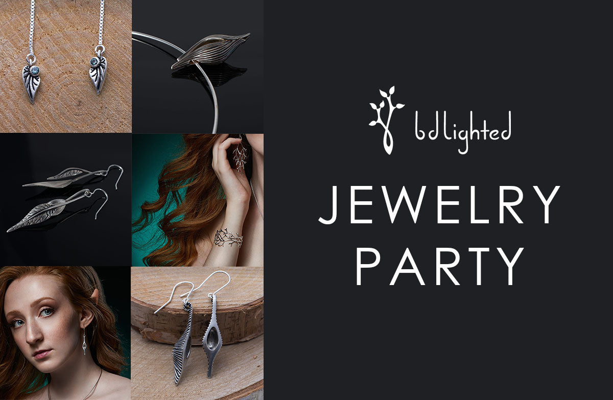 bdlighted Jewelry Party