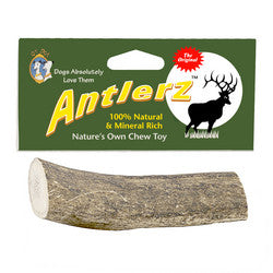 Antlerz All-Natural Chew Toy for Dogs (3 Sizes)