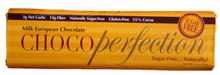 ChocoPerfection® Sugar-Free Chocolate - Single Bars (Multiple Flavors) Qty 1-11