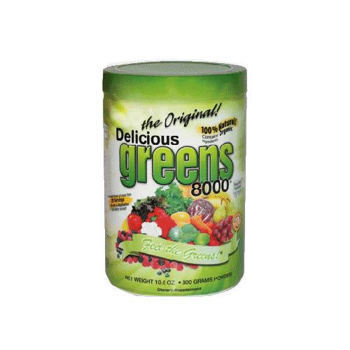 Delicious Greens 8000 (3 Flavors)