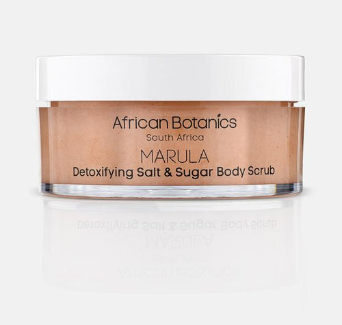 African Botanics Detoxifying Salt and Sugar Body Scrub
