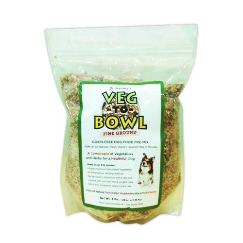 Dr. Harvey's Veg-to-Bowl Dog Food (3 Sizes)