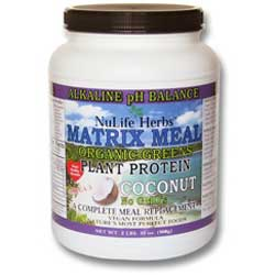 NuLife Matrix Meal Organic Plant Derived Protein (2 Flavors)