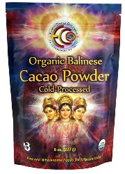 Organic Balinese Cacao Powder (2 sizes)