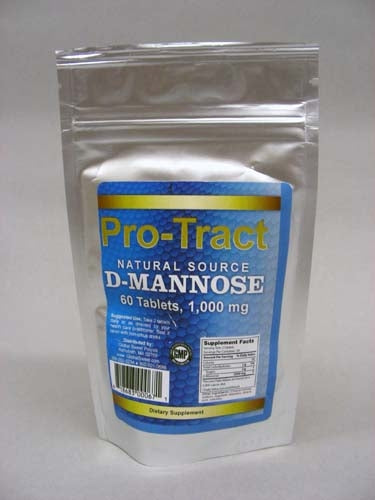 Pro-Tract D-Mannose Tablets