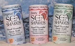 Sea Shakes Sea Salt (3 Flavors)