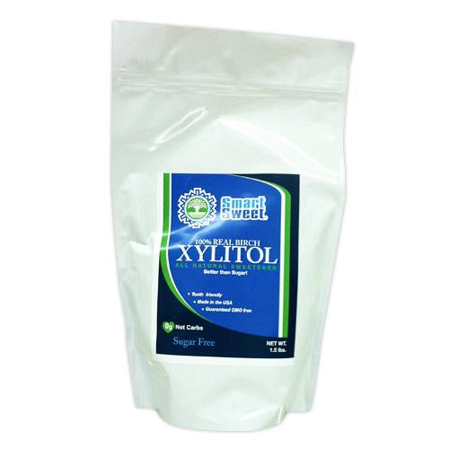 Smart Sweet® Original Birch Xylitol Granules (2 pouch sizes)