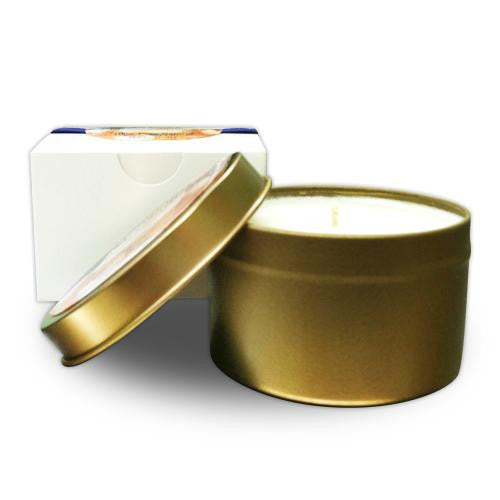 Tranquility Soy Candle Travel Tin